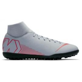Botas de futbol Nike Superfly 6 Club TF gris hombre