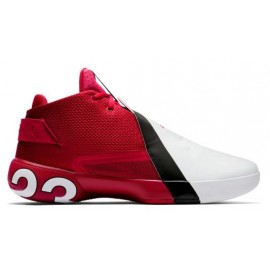 Botas de baloncesto Nike Jordan Ultra Fly 3 blanco/rojo homb