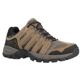 Zapatillas trekking Hi-Tec Gregal Low WP marron hombre
