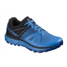 Zapatillas trail runing Salomon Trailster azul hombre