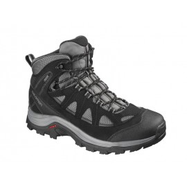 Botas trekking Salomon Authentic Ltr GTX negra hombre