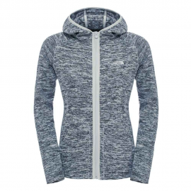 Sudadera The North Face Nikster gris mujer