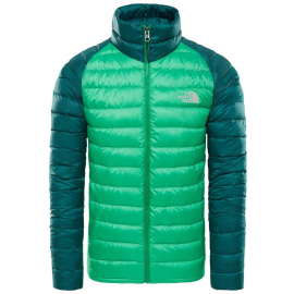 Chaqueta The North Face Trevail verde hombre