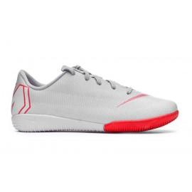Botas de futbol sala Nike Vapor 12 Academy  IC gris jr