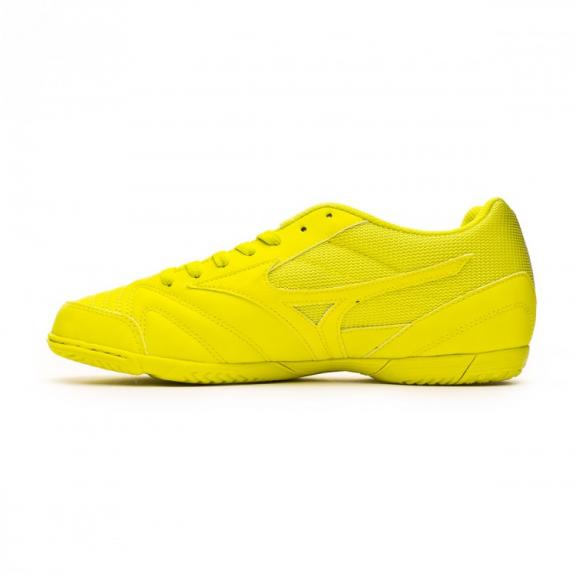 Zapatillas Mizuno Sala Club 2 in amarillo hombre - Deportes Moya 0be468a71a0e4