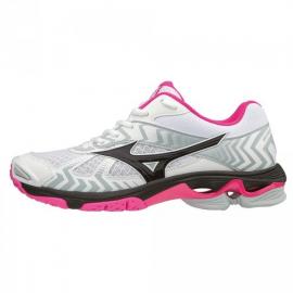 Zapatillas de voleibol Mizuno Wave Bolt 7 rosa mujer