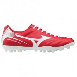 Zapatillas fútbol Mizuno Monarcida neo AG rojo/blanco hombre