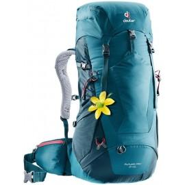 Mochila trekking Deuter Futura Pro 34 SL verde mujer