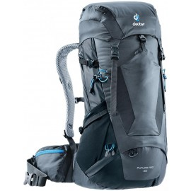 Mochila trekking Deuter Futura Pro 36L gris