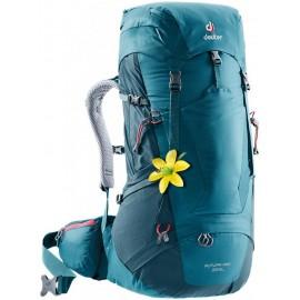 Mochila trekking Deuter Futura Pro 38 SL verde mujer