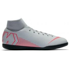 Zapatillas fútbol Nike Superfly 6 club ic gris hombre