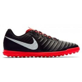 Zapatillas fútbol Nike Legend 7 club tf negro/rojo hombre