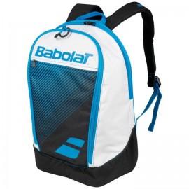 Mochila Babolat Classic Club blanco/ azul