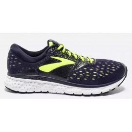 Zapatillas running Brooks Glycerin 16 azul/amarillo hombre