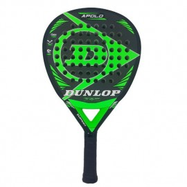 Pala de padel Dunlop Apolo verde