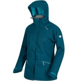 Chaqueta outdoor Regatta Highside III verde mujer