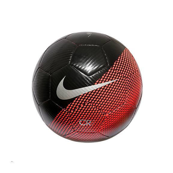 Balón fútbol Nike CR7 Prestige negro rojo - Deportes Moya 9ff230a06d310