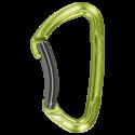 Mosqueton compacto Climbing Technology Lime B  l/curva verde
