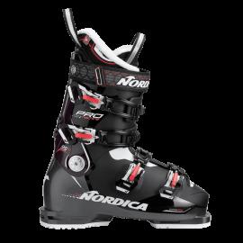 Botas esquí Nordica Pro Machine 95 W negro mujer