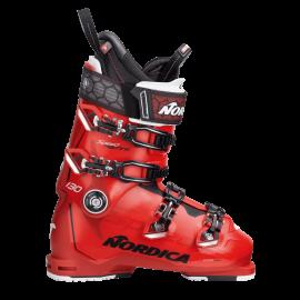 Botas esquí Nordica Speedmachime 130 rojo negro hombre