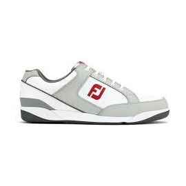Zapatos golf FootJoy FJ Originals blanco hombre