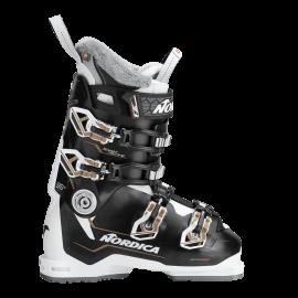 Botas esquí Nordica Speedmachime 95 W negro blanco mujer