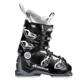 Botas esquí Nordica Speedmachime 85 W negro antracita mujer