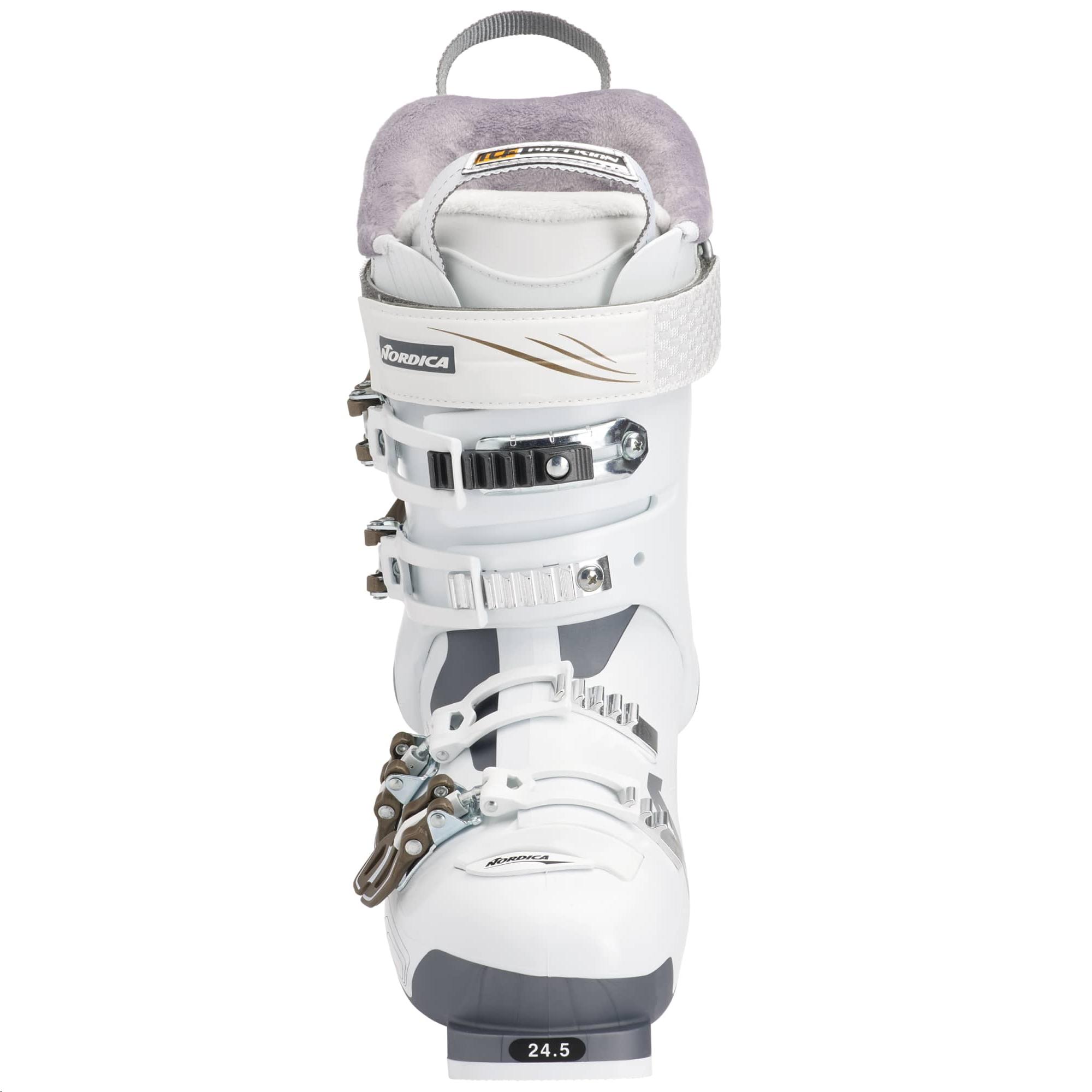 Botas Esquí Nordica Sportmachine 85 W Antracita Blanco Mujer