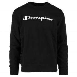 Sudadera Champion Comfortfit negro hombre