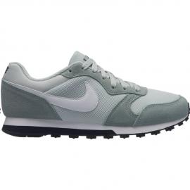 Zapatillas Nike MD Runner 2 gris/blanco mujer