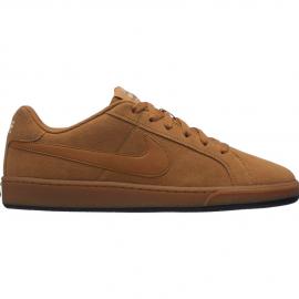 Zapatillas Nike Court Royale suede marrón hombre