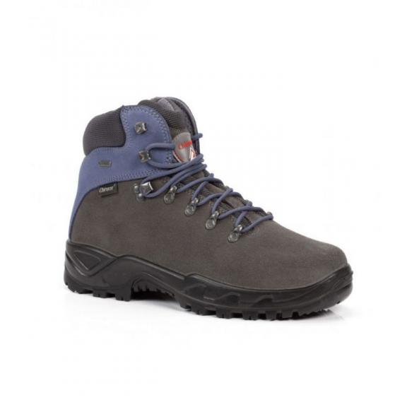6cbb53262c0 Botas trekking Chiruca Xacobeo 13 gris azul hombre - Deportes Moya