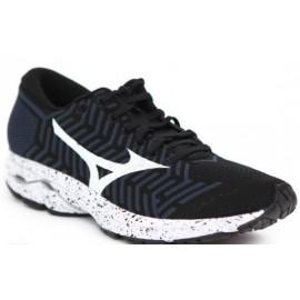 Zapatillas de running Mizuno Waveknit R2 negro mujer