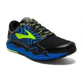 Zapatillas trail running Brooks Caldera 2 azul/ng/lim hombre