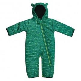 Mono esqui Dare2b Break the ice verde niño
