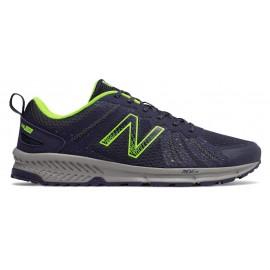 Zapatillas de trail New Balance MT590LN4 marino/verde hombre