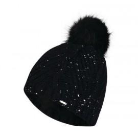 Gorro de lana Dare 2b Crystalizd negro mujer