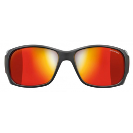 Gafas Julbo Monterosa negro mate rojo