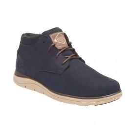 Zapatos travel Regatta Brockhurst azul hombre