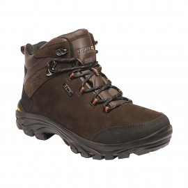 Botas trekking Regatta Burrell Leather marron hombre