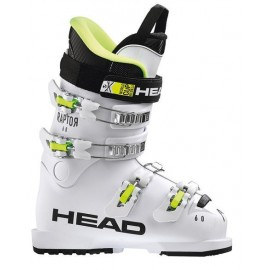 Botas esquí Head Raptor 60 blanco junior