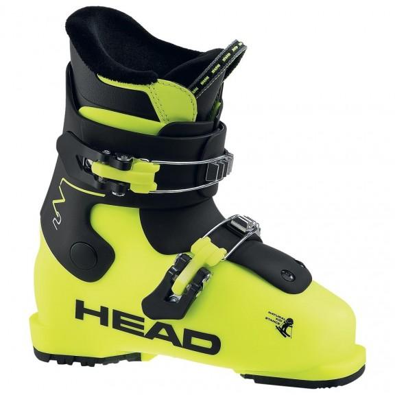 Botas esquí Head Z2 amarillo negro junior