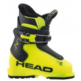 Botas esquí Head Z1 amarillo negro junior