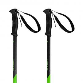 Bastones esqui Head Multi S antracita neon verde unisex
