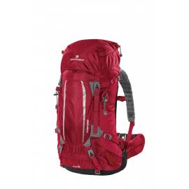 Mochila trekking Ferrino Finisterre 30L granate mujer