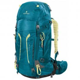Mochila trekking Ferrino Finisterre 40L verde mujer