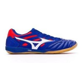 Zapatillas fútbol Mizuno Sala Premium 2  azul hombre