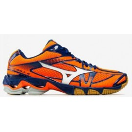 Zapatillas balonmano Mizuno Wave Bolt 6 naranja hombre