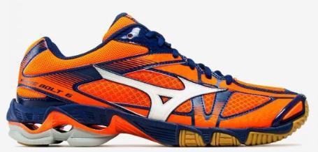 dece593da135 Zapatillas balonmano Mizuno Wave Bolt 6 naranja hombre - Deportes Moya