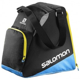 Bolsa Botas Salomon  Extend GearBag negro azul amarillo